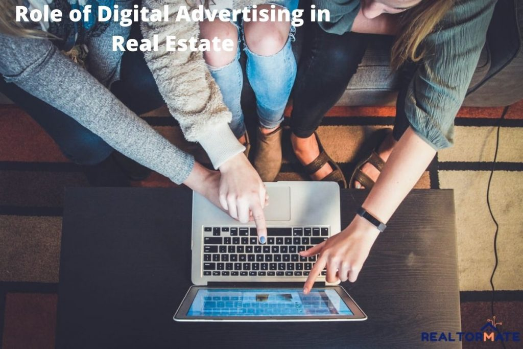Role of Digital Advertising in Real Estate