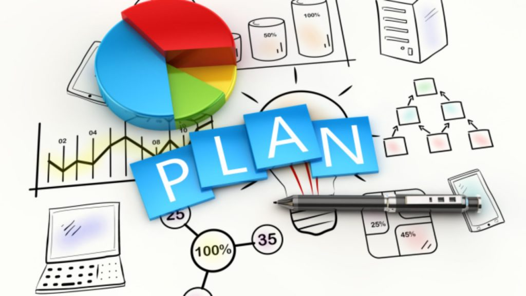 creating a real estate business plan