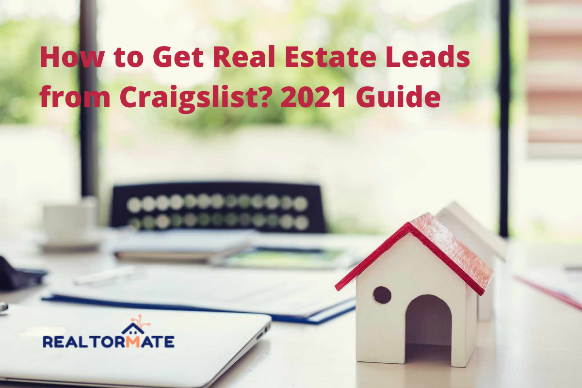 Real estate leads from craiglist