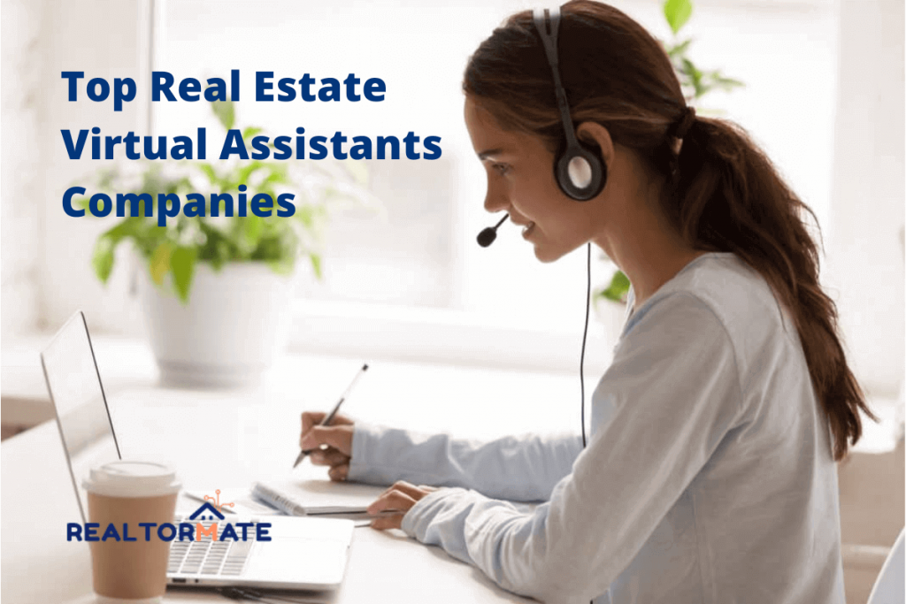 Top 8 Real Estate Virtual Assistants Companies in 2021
